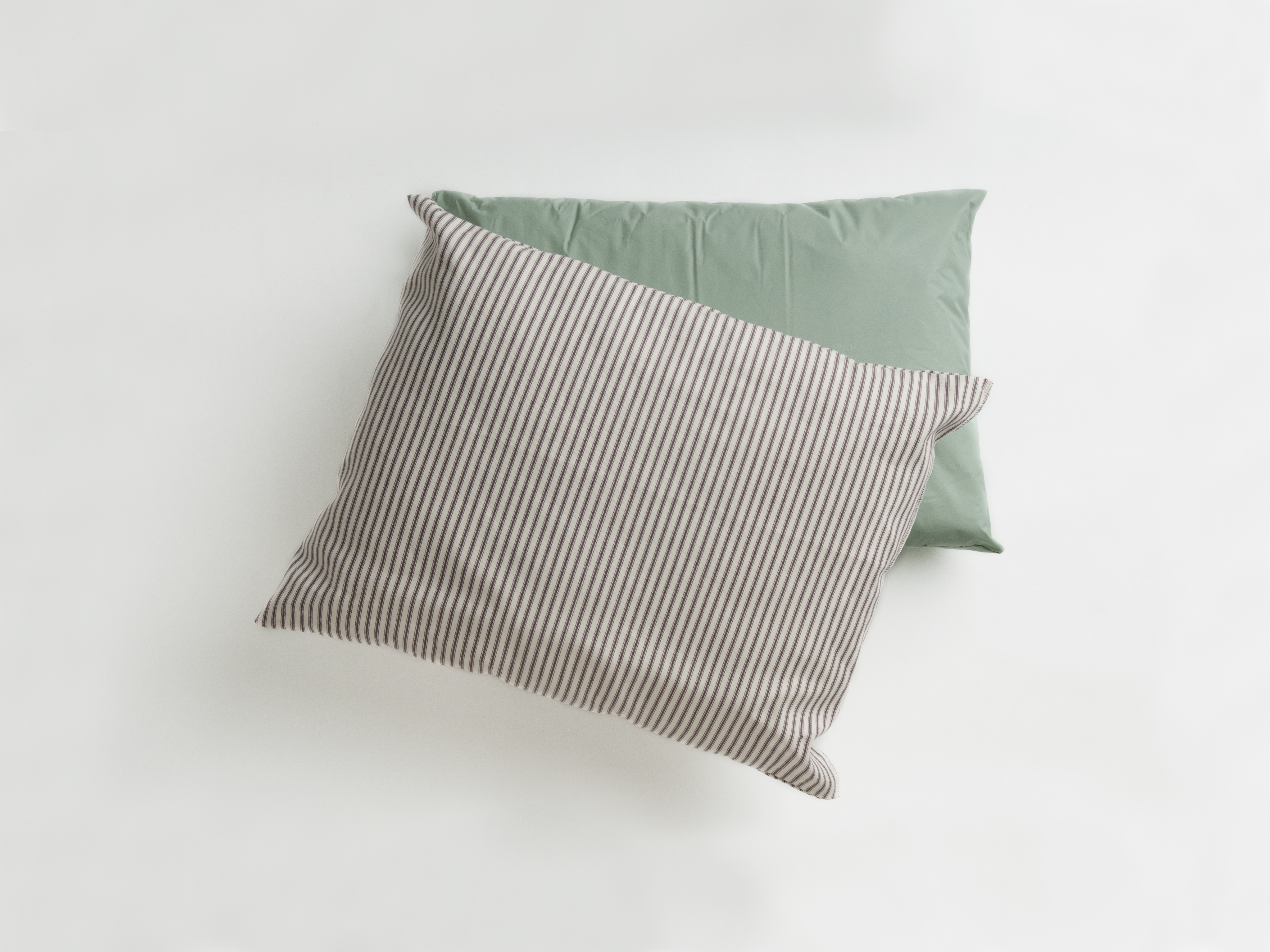 a variety of pillows